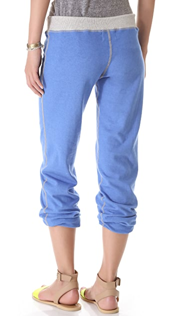 MONROW Burnout Vintage Sweatpants