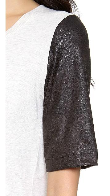 MONROW Super Soft Midnight Sweatshirt