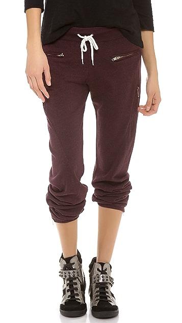 MONROW Zipper Sweatpants