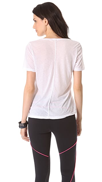 MONROW Basic Pocket Tee