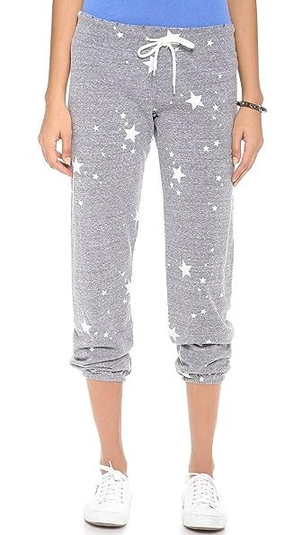 MONROW Stars Vintage Sweats