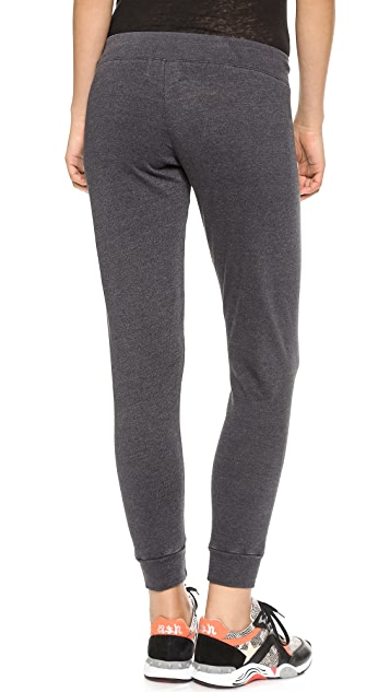 MONROW Vintage Sweatpants with Cuffs