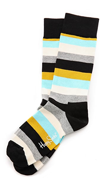 HS Stripe Socks