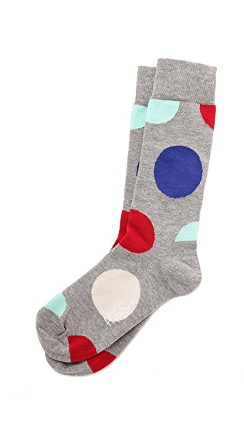 HS Big Dot Socks