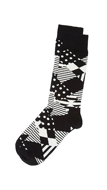 HS Multi Argyle Socks