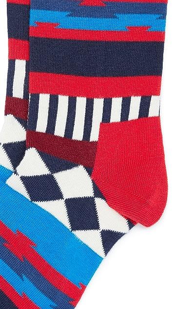 HS Disco Tribe Socks
