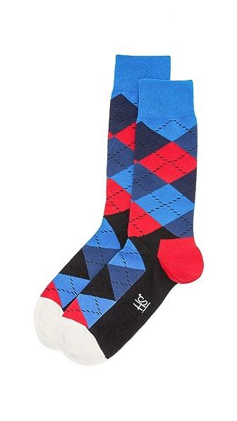 HS Argyle Socks