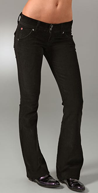 Hudson Corduroy Signature Boot Cut Pants | SHOPBOP
