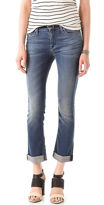 Hudson Tilda Cuffed Jeans