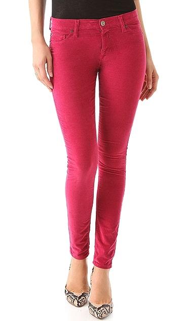 Hudson Nico Super Skinny Corduroy Pants