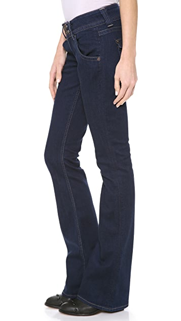 Hudson Signature Boot Cut Jean