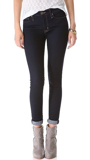 Hudson Nico Mid-Rise Super Skinny Jeans