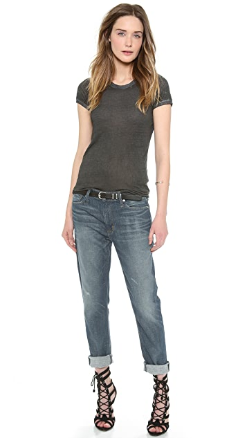 Hudson Jude Slouchy Skinny Jeans