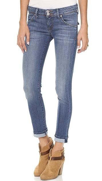 Hudson Nicole Ankle Skinny Jeans