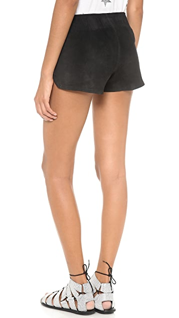 Hudson Siouxsie Dolphin Shorts