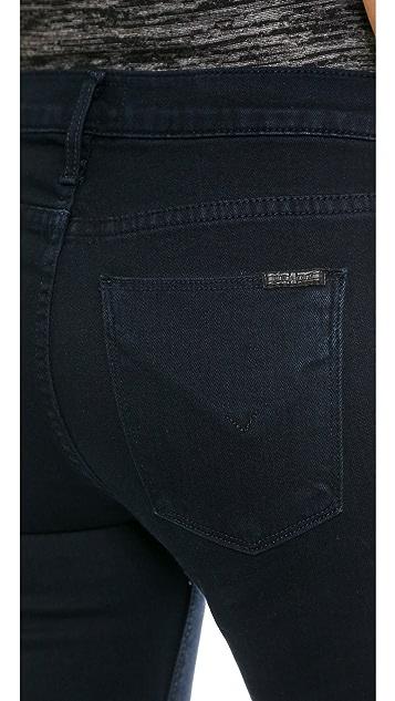 Hudson Love Mid Rise Boot Cut Jeans