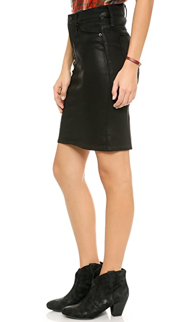 Hudson Mattie Pencil Skirt