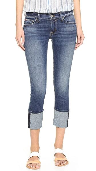 Hudson Muse Crop Skinny Jeans