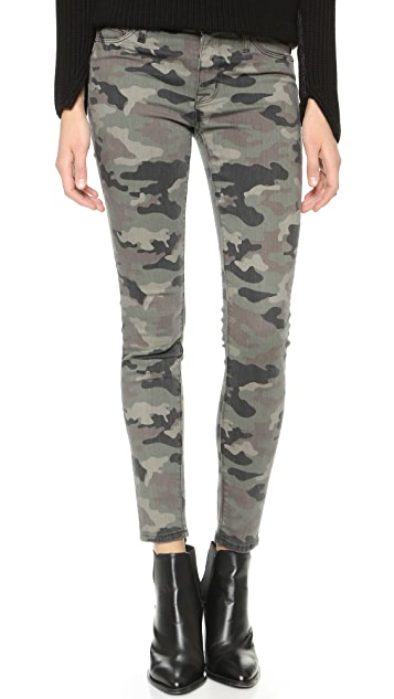 Hudson Nico Ankle Sinny Jeans