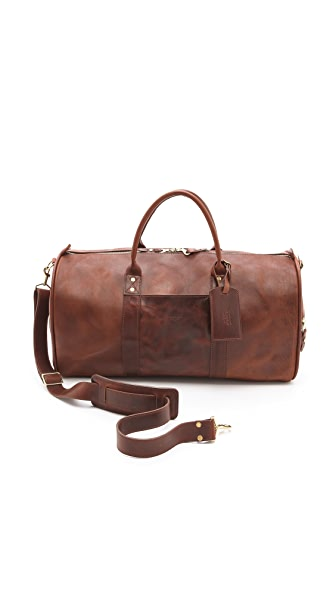 J.W. Hulme Co. Continental Duffel Bag