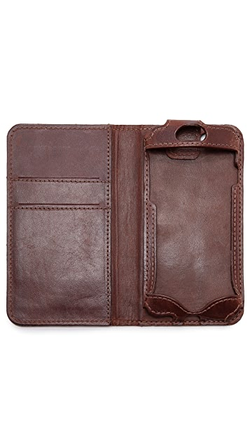 J.W. Hulme Co. iPhone 6 Wallet