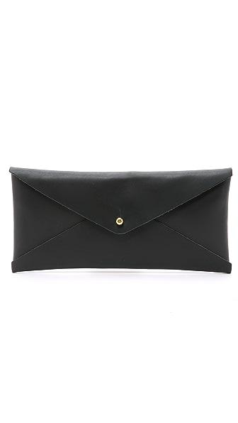 J.W. Hulme Co. Leather Envelope Pouch