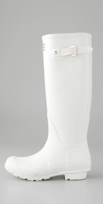 Hunter Boots Original Hunter Wellington Rain Boots | SHOPBOP