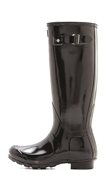 Hunter Boots Hunter Original Gloss Rain Boots