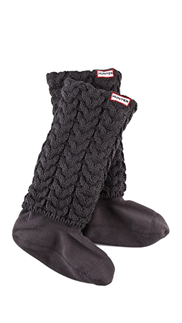 Hunter Boots Long Cuff Welly Socks