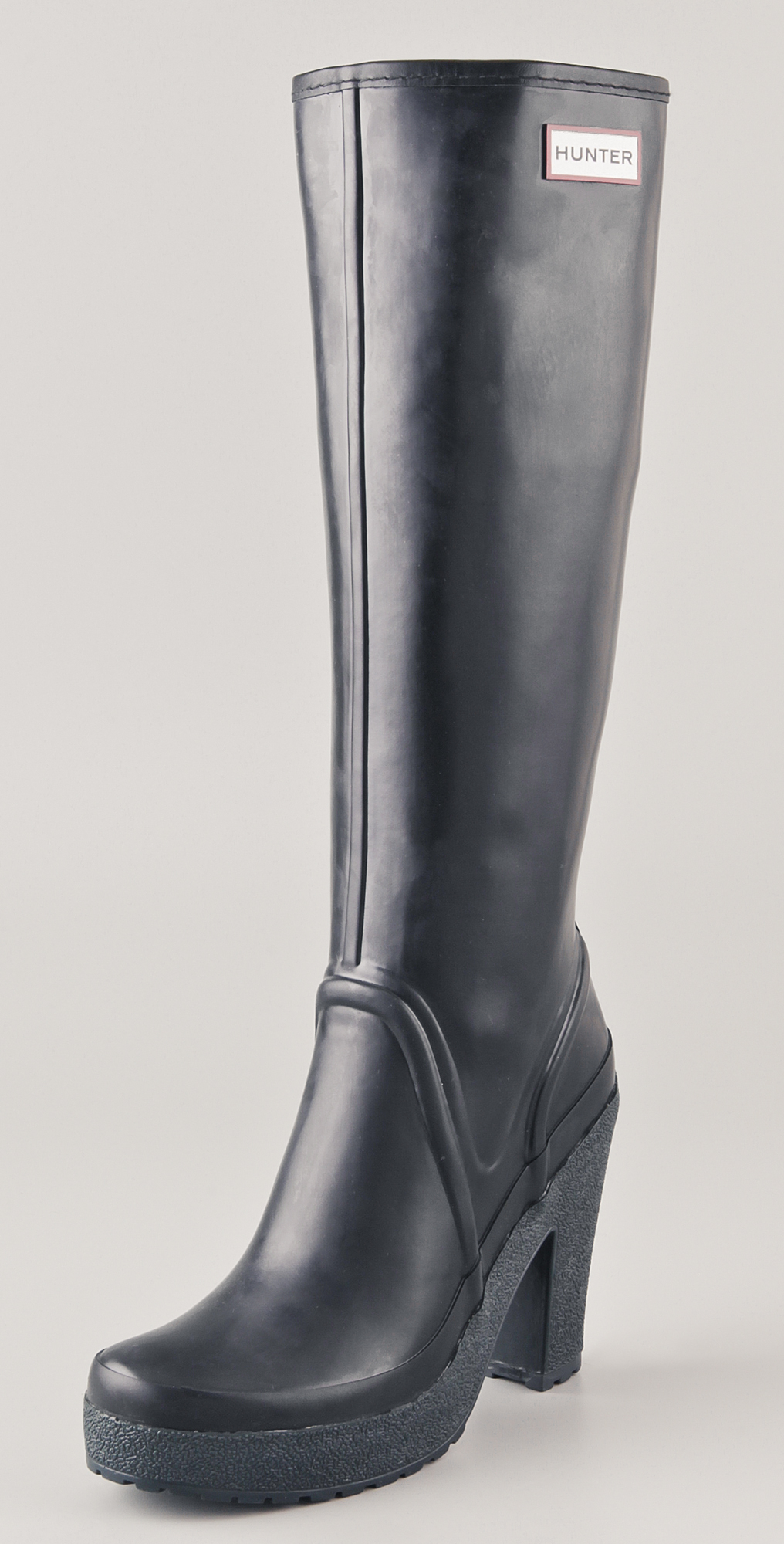 1b42ad9e3 Hunter Boots Lonny High Heel Tall Boots | SHOPBOP