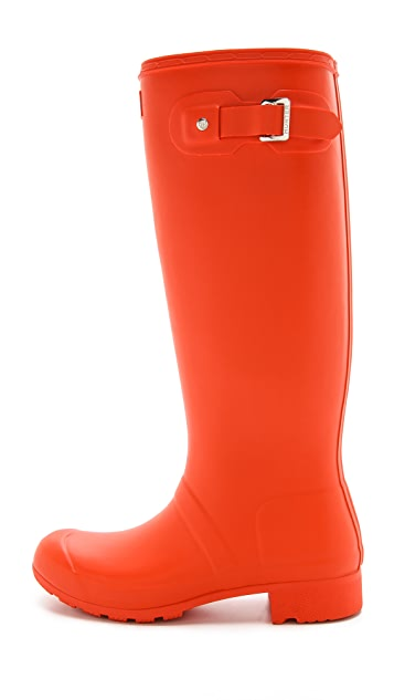 Hunter Boots Original Packable Tour Rain Boots