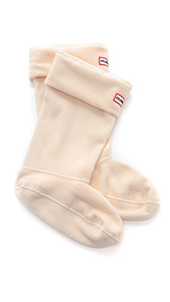 Hunter Boots Boot Socks - Cream