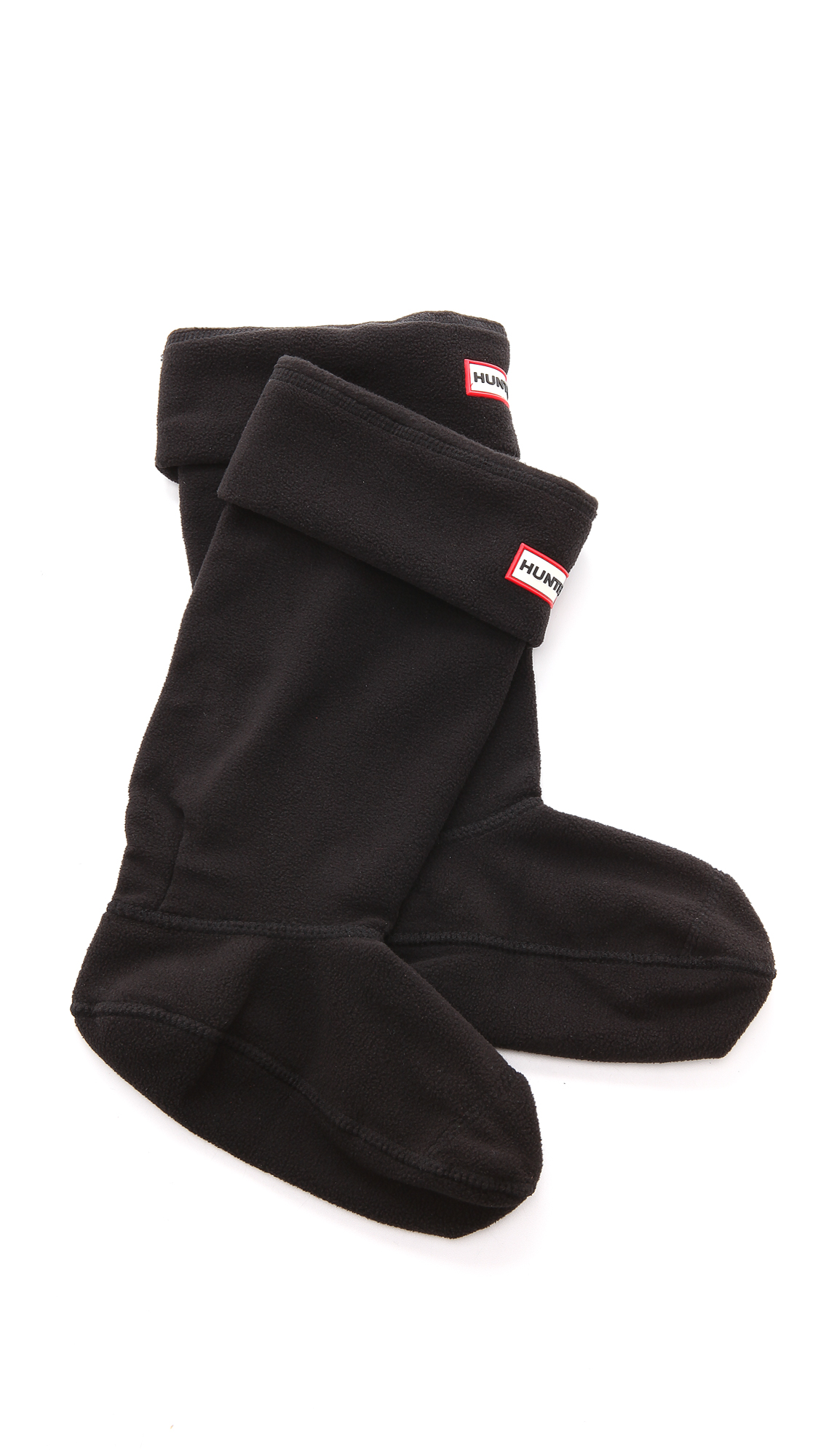 Hunter Boots Boot Socks - Black at Shopbop