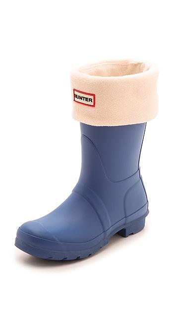 Hunter Boots Short Boot Socks