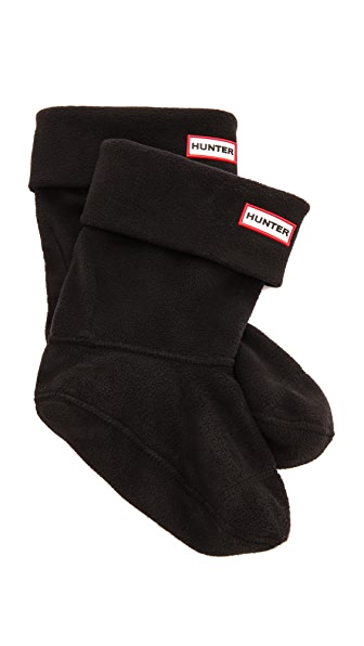 Hunter Boots Short Boot Socks - Black at Shopbop