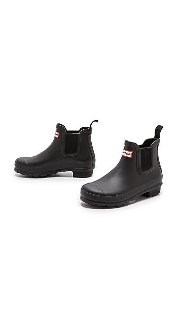 Hunter Boots Original Chelsea Boots