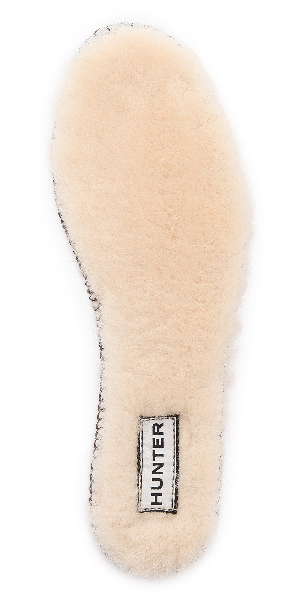 Luxury Shearling Insoles Hunter Boots