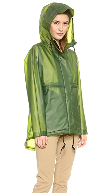 Hunter Boots Original Clear Smock