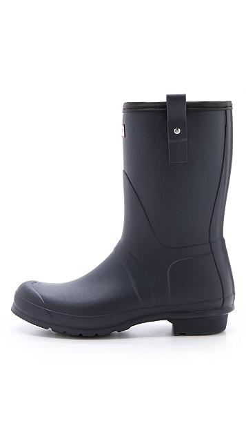 Hunter Boots Original Short Rain Boots