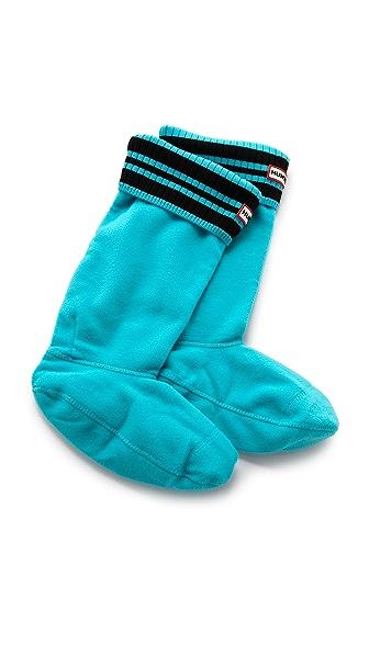 Hunter Boots Sport Rib Cuff Boot Socks