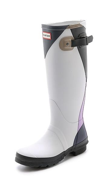 Hunter Boots Original Tall Dazzle Boots