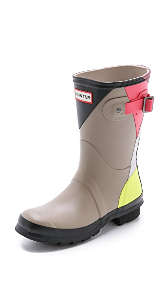 Hunter Boots Original Short Dazzle Boots