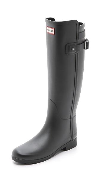 Kupi Hunter Boots online i prodaja Hunter Boots Original Refined Back Strap Boots Black haljinu online