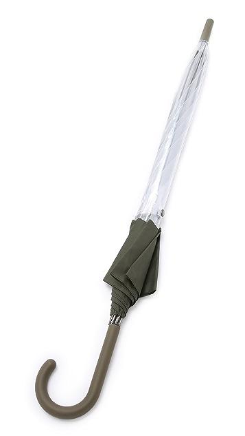 Hunter Boots Original Mustache Bubble Umbrella
