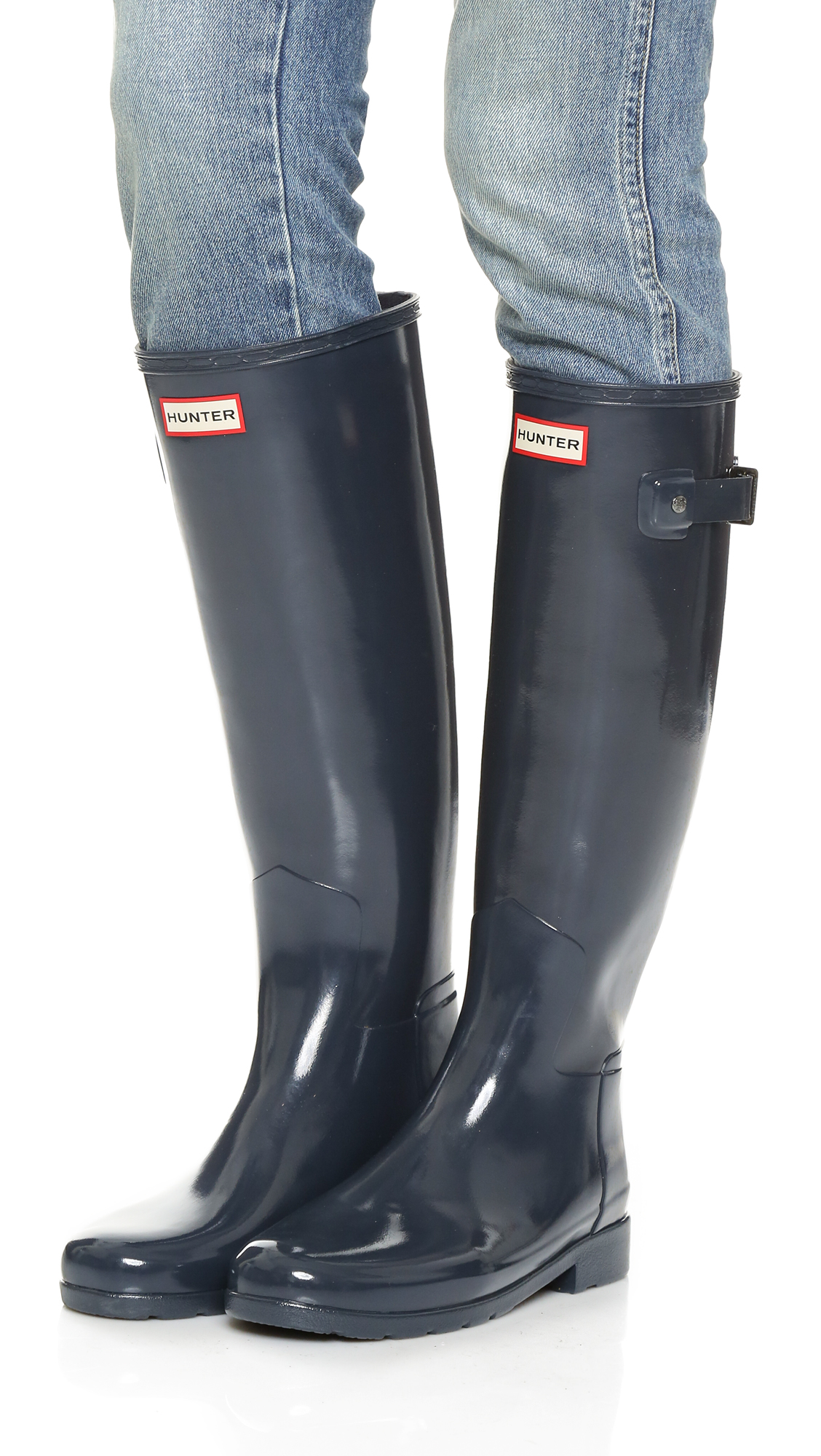 Hunter Bottes ORIGINAL REFINED GLOSS