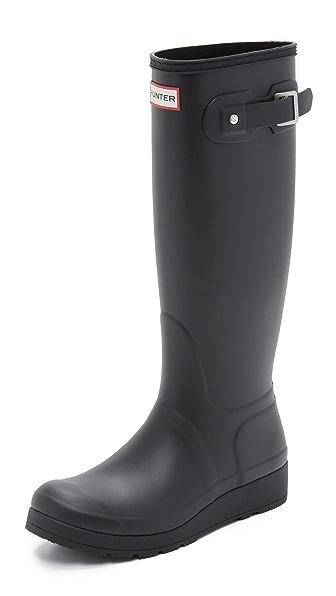 Hunter Boots Original Tall Wedge Boots