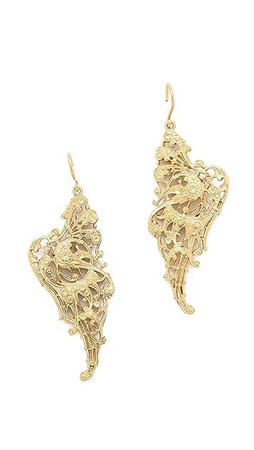 IaM by Ileana Makri Versailles Earrings