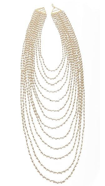 IaM by Ileana Makri Multi Strand Necklace