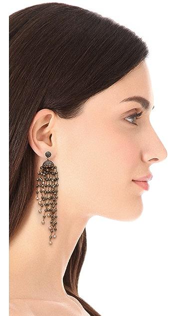 IaM by Ileana Makri Raining Bells Earrings