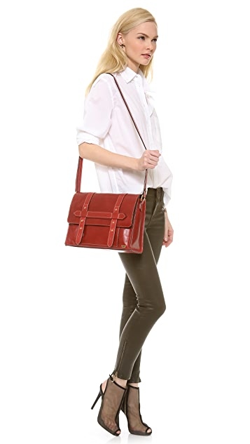 IIIBeCa by Joy Gryson Flap Messenger Bag